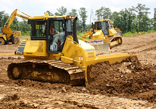 Dozer Hire Nationwide | Self Drive Plant Hire | Ridgway Rentals